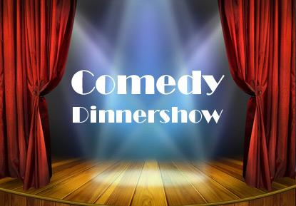 Comedy-Dinnershow