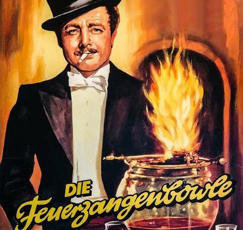 """Dinnershow """"Feuerzangenbowle"""" Leipzig"""