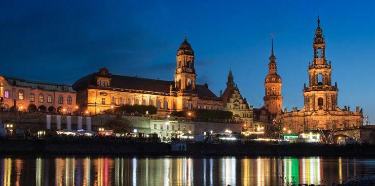Dinnershow in Dresden