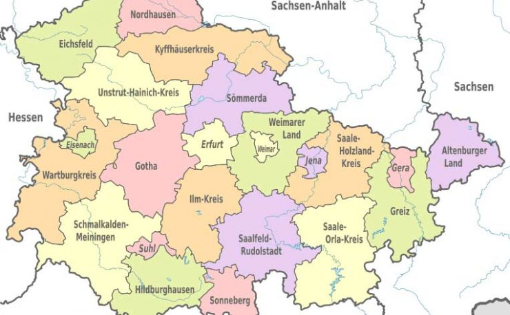 Erlebnisgastronomie und Dinnershows in Thüringen
