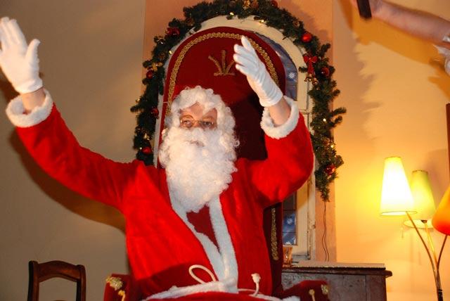 Comedy Weihnachtsmann Dinnershow